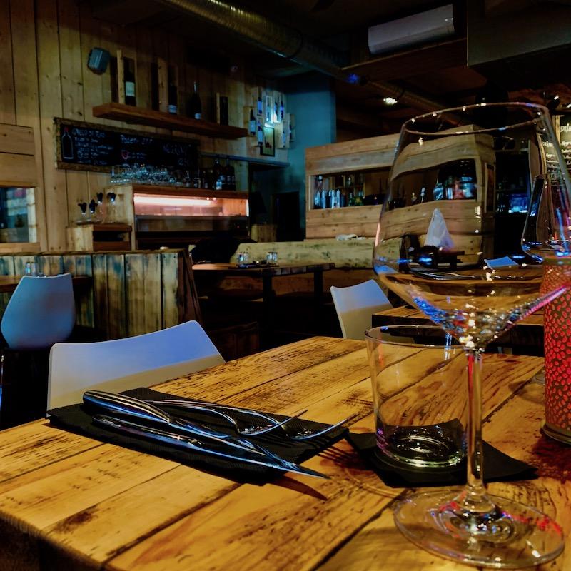 Wein Weinglas Restaurant
